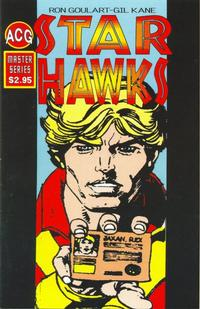 Cover Thumbnail for Star Hawks (Avalon Communications, 2000 series) #2