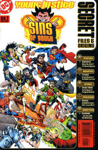 Cover Thumbnail for Sins of Youth Secret Files (DC, 2000 series) #1