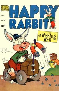 Cover Thumbnail for Happy Rabbit (Pines, 1951 series) #46