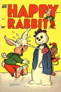 Cover Thumbnail for Happy Rabbit (Pines, 1951 series) #47