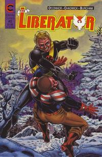 Cover Thumbnail for The Liberator (Malibu, 1987 series) #2