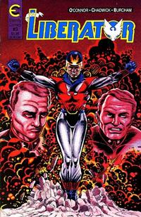 Cover Thumbnail for The Liberator (Malibu, 1987 series) #3