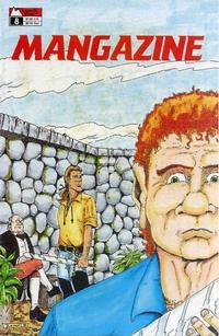 Cover Thumbnail for Mangazine (Antarctic Press, 1989 series) #8