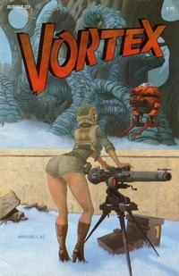 Cover Thumbnail for Vortex (Vortex, 1982 series) #6