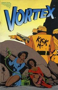 Cover Thumbnail for Vortex (Vortex, 1982 series) #7