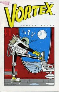 Cover Thumbnail for Vortex (Vortex, 1982 series) #8