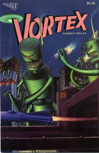 Cover Thumbnail for Vortex (Vortex, 1982 series) #12