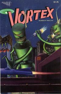 Cover Thumbnail for Vortex (Vortex, 1982 series) #12