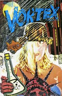 Cover Thumbnail for Vortex (Vortex, 1982 series) #15