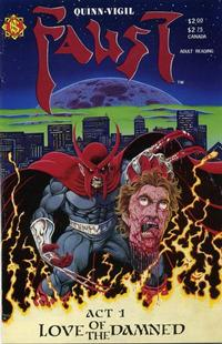 Cover Thumbnail for Faust (Northstar, 1989 series) #1
