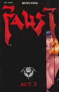 Cover Thumbnail for Faust (Northstar, 1989 series) #[2]