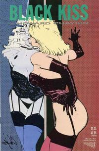Cover Thumbnail for Black Kiss (Vortex, 1988 series) #6