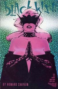 Cover Thumbnail for Black Kiss (Vortex, 1988 series) #7