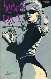 Cover Thumbnail for Black Kiss (Vortex, 1988 series) #9