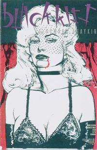 Cover Thumbnail for Black Kiss (Vortex, 1988 series) #11