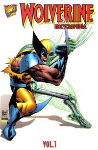 Cover Thumbnail for Wolverine Encyclopedia (Marvel, 1996 series) #1