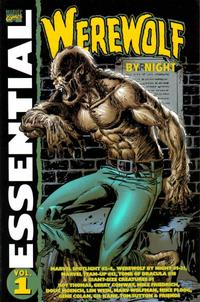 Cover Thumbnail for Essential Werewolf by Night (Marvel, 2005 series) #1