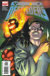 Cover Thumbnail for Defenders (Marvel, 2005 series) #4