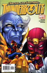 Cover Thumbnail for Thunderbolts (Marvel, 2006 series) #102