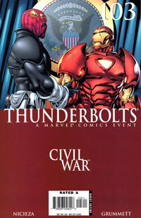 Cover Thumbnail for Thunderbolts (Marvel, 2006 series) #103