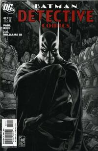 Cover Thumbnail for Detective Comics (DC, 1937 series) #821 [Direct Sales]