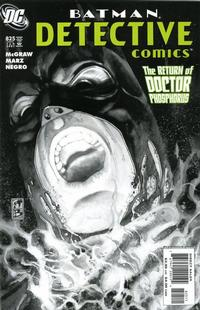 Cover Thumbnail for Detective Comics (DC, 1937 series) #825