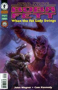 Cover Thumbnail for Star Wars: Boba Fett - When the Fat Lady Swings (Dark Horse, 1996 series) #2 [Direct Edition]