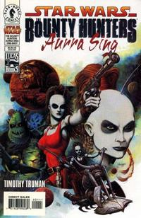 Cover Thumbnail for Star Wars: Bounty Hunters - Aurra Sing (Dark Horse, 1999 series)  [Regular Edition]