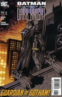 Cover Thumbnail for Batman: Legends of the Dark Knight (DC, 1992 series) #206