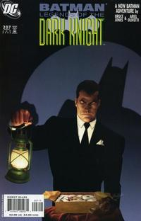 Cover Thumbnail for Batman: Legends of the Dark Knight (DC, 1992 series) #207 [Direct Sales]