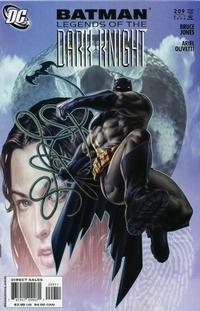 Cover Thumbnail for Batman: Legends of the Dark Knight (DC, 1992 series) #209
