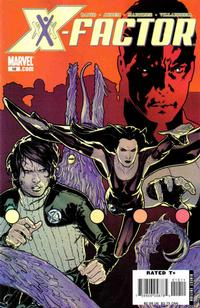 Cover Thumbnail for X-Factor (Marvel, 2006 series) #10 [Direct Edition]
