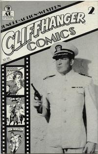 Cover Thumbnail for Cliffhanger Comics (AC, 1990 series) #2
