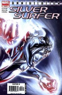 Cover Thumbnail for Annihilation: Silver Surfer (Marvel, 2006 series) #3