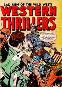 Cover Thumbnail for Western Thrillers (Fox, 1948 series) #4
