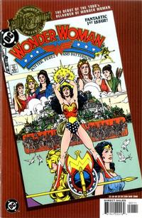 Cover Thumbnail for Millennium Edition: Wonder Woman #1 (second series) (DC, 2000 series)
