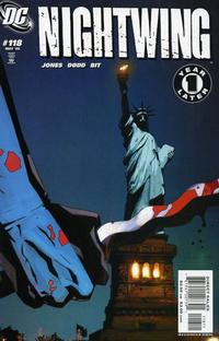 Cover Thumbnail for Nightwing (DC, 1996 series) #118 [Direct Edition]