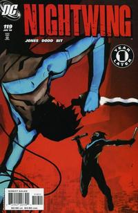 Cover Thumbnail for Nightwing (DC, 1996 series) #119