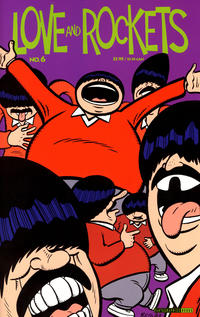 Cover Thumbnail for Love and Rockets (Fantagraphics, 2000 series) #6