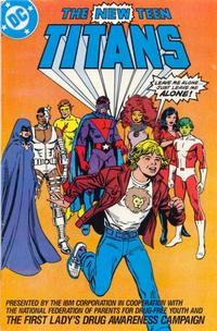 Cover Thumbnail for The New Teen Titans [IBM] (DC, 1983 series) #[3]