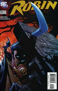 Cover Thumbnail for Robin (DC, 1993 series) #152