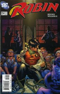 Cover Thumbnail for Robin (DC, 1993 series) #154