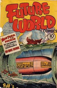 Cover Thumbnail for Future World Comics (George W. Dougherty Publishing Company, 1946 series) #2