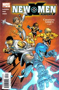 Cover Thumbnail for New X-Men (Marvel, 2004 series) #2