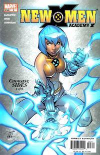 Cover Thumbnail for New X-Men (Marvel, 2004 series) #3
