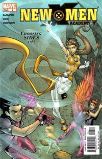 Cover Thumbnail for New X-Men (Marvel, 2004 series) #4