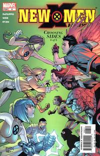 Cover Thumbnail for New X-Men (Marvel, 2004 series) #6