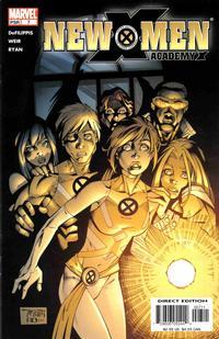 Cover Thumbnail for New X-Men (Marvel, 2004 series) #7