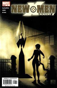 Cover Thumbnail for New X-Men (Marvel, 2004 series) #8