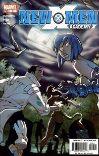Cover Thumbnail for New X-Men (Marvel, 2004 series) #9
